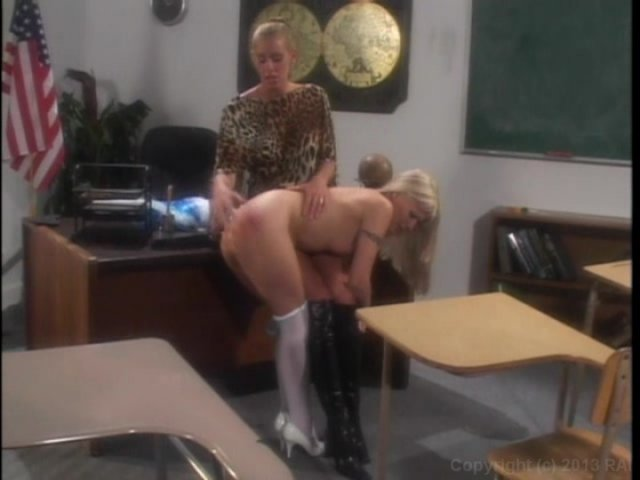 Streaming porn video still #1 from Cheerleaders Spanked