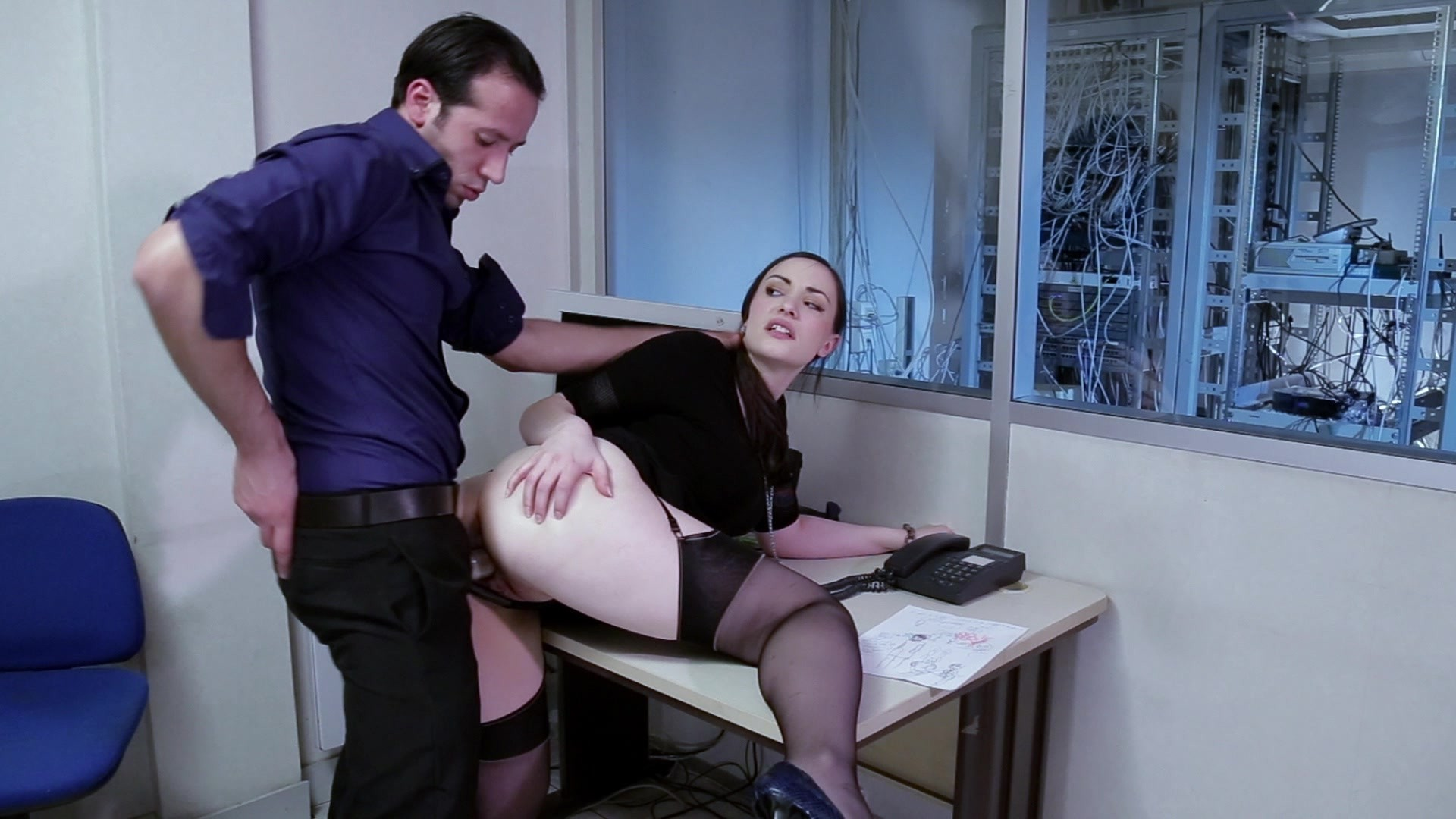 Office Security Sex Free Porn