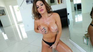 Streaming porn video still #3 from Titty Creampies #9