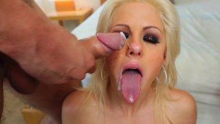 Streaming porn video still #9 from Holly Hanna's Ass Fucked Open