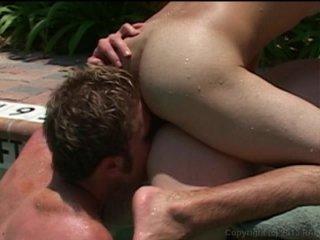Streaming porn video still #1 from Beach Balling Boys