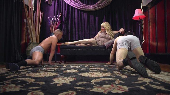 Streaming porn video still #4 from TS Seduction Vol. 9