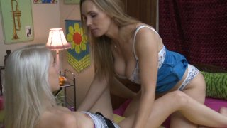 Streaming porn video still #1 from Mother-Daughter Exchange Club Part 44