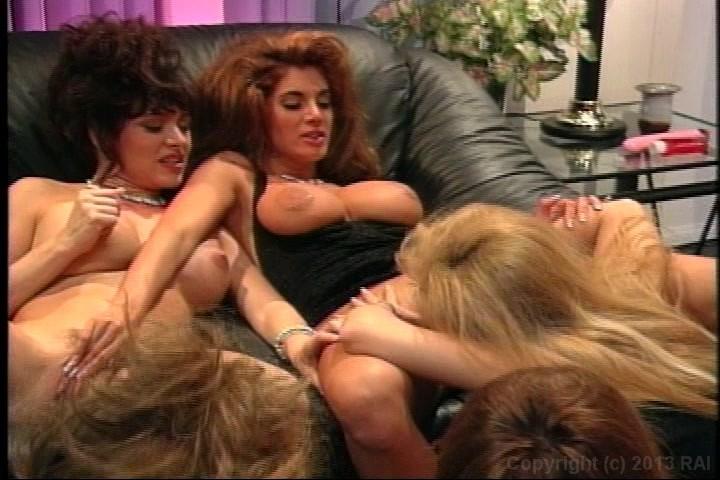 Ashlyn gere and nina hartley lesbian scene 6