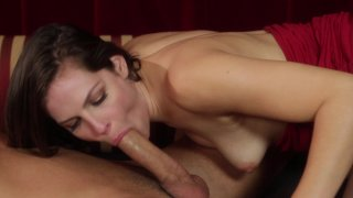 Streaming porn video still #9 from Jessica Drake's Guide To Wicked Sex: Fellatio Edition