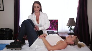 Streaming porn video still #1 from Chiropractor, The