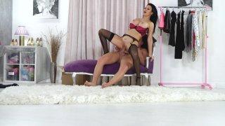 Streaming porn video still #8 from Sensual Titty Seduction 2