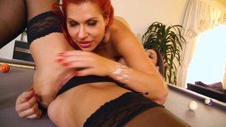 Streaming porn video still #9 from Lesbian XXX Games 2