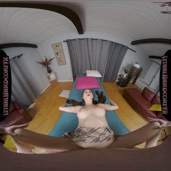 Charly Is A Seductive Schoolgirl video capture Image