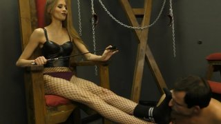 Streaming porn video still #1 from Mean Dungeon 11