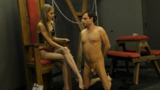 Streaming porn video still #2 from Mean Dungeon 11