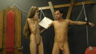 Streaming porn video still #5 from Mean Dungeon 11