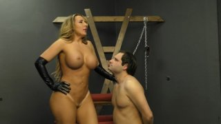 Streaming porn video still #4 from Mean Dungeon 11