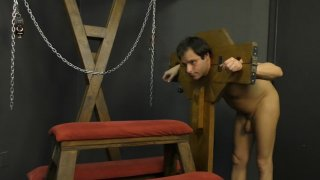 Streaming porn video still #7 from Mean Dungeon 11