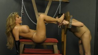 Streaming porn video still #8 from Mean Dungeon 11
