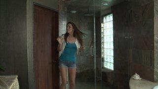 Streaming porn video still #1 from Ariella Ferrera & Her Girlfriends