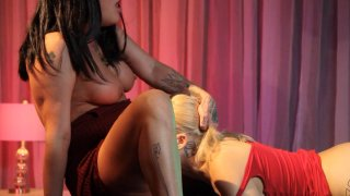 Streaming porn video still #7 from Lesbian In Love