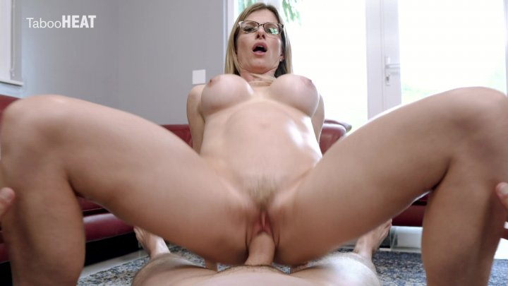 Streaming porn video still #1 from Cory Chase in Games with My New Hot Stepmom