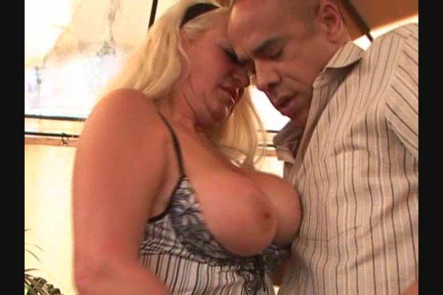 Streaming porn video still #1 from Granny Cocksuckers #4