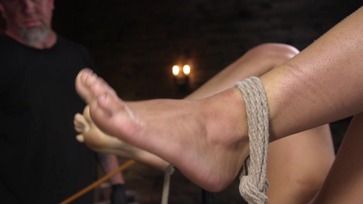 Streaming porn video still #1 from Hogtied Vol. 27: Land of Rope and Glory, The