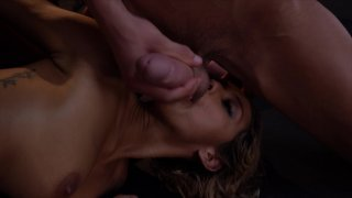 Streaming porn video still #5 from Rocco's Fitness Sluts: DP Edition