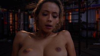 Streaming porn video still #6 from Rocco's Fitness Sluts: DP Edition