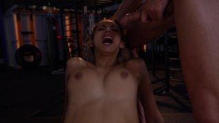 Streaming porn video still #7 from Rocco's Fitness Sluts: DP Edition