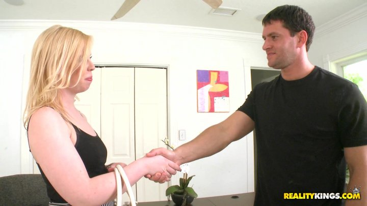 Streaming porn video still #5 from First Time Auditions Vol. 26