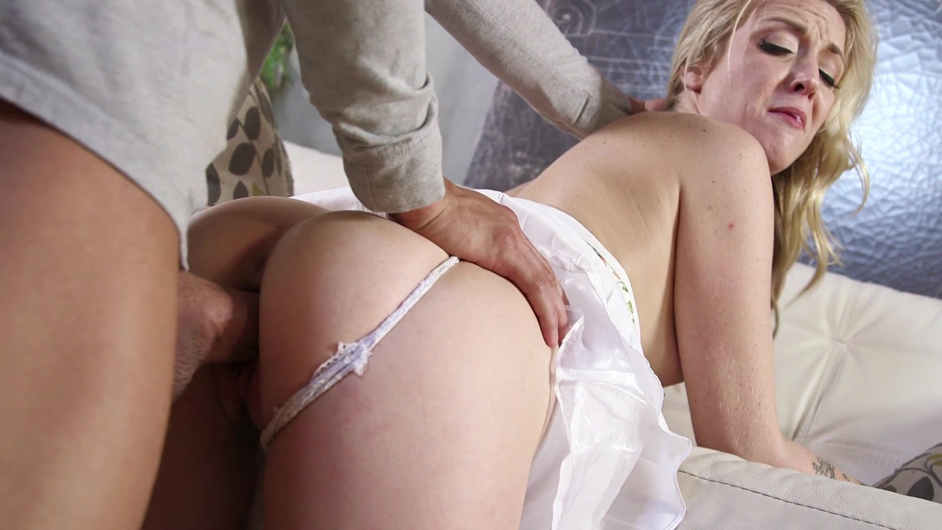 Does sara jay do anal