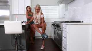 Streaming porn video still #1 from It's A Sister Thing! Vol. 3