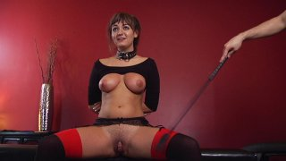 Streaming porn video still #3 from Charlotte Cross: An Evil Queen Is Born