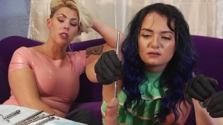 Streaming porn video still #7 from Charlotte Cross: An Evil Queen Is Born