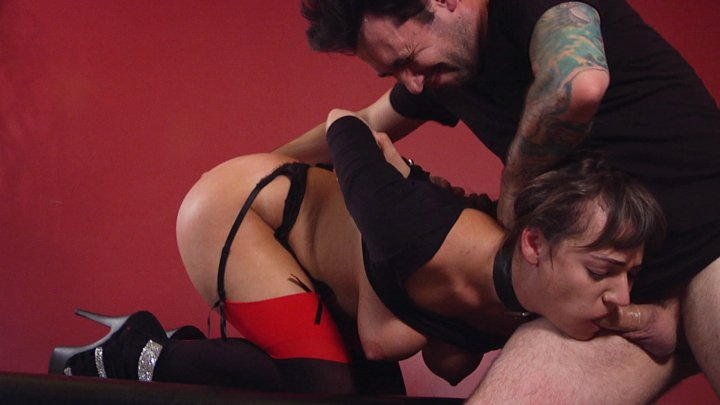 Streaming porn video still #1 from Charlotte Cross: An Evil Queen Is Born