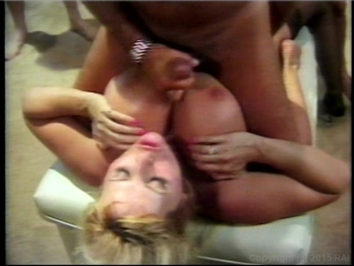 Double penetration pussy wife