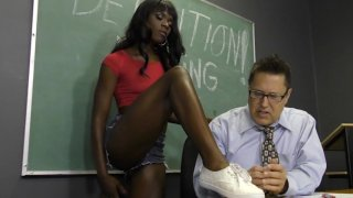 Streaming porn video still #1 from FemDom Ass Worship 33