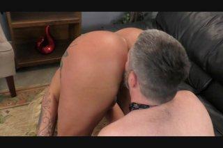 Streaming porn video still #6 from Big Ass Worship #4