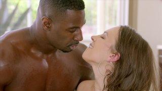 Streaming porn video still #8 from My First Interracial Vol. 11