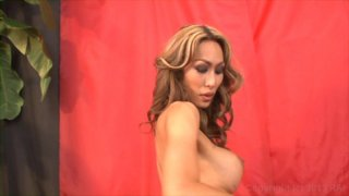 Streaming porn video still #3 from She-Male Strokers 45