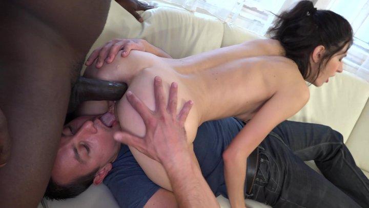 Streaming porn video still #1 from Cum Craving Cuckolds #5