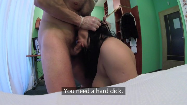 Streaming porn video still #1 from Show Me Where It Hurts