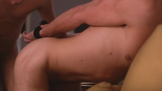 Streaming porn video still #5 from Tie Me Up! Dick Me Down!