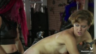 Streaming porn video still #4 from FemDom Fury