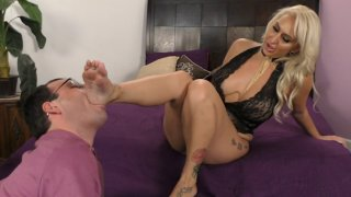 Streaming porn video still #1 from FemDom Ass Worship 30