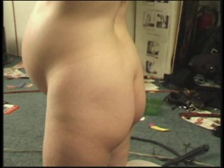 Streaming porn scene video image #4 from Pregnant Submissive Obeys Her Mistress