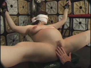 Streaming porn scene video image #9 from Pregnant Whore Gets Dominated