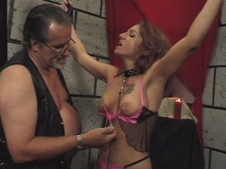 Streaming porn scene video image #2 from Delightful daughter punished by dad with clothespins