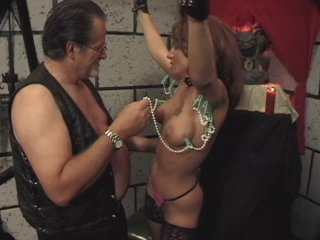 Streaming porn scene video image #5 from Delightful daughter punished by dad with clothespins