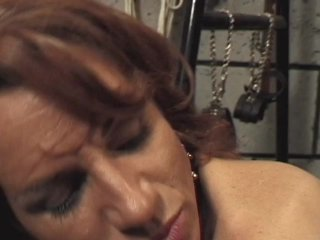 Streaming porn scene video image #6 from Delightful daughter punished by dad with clothespins