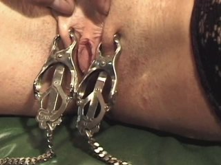Streaming porn scene video image #8 from Delightful daughter punished by dad with clothespins