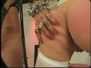 Streaming porn scene video image #7 from Pregnant Sub Obeys Her FemDom